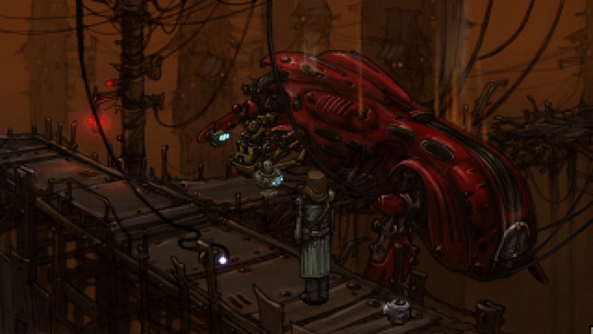 Screenshot for Primordia on PC