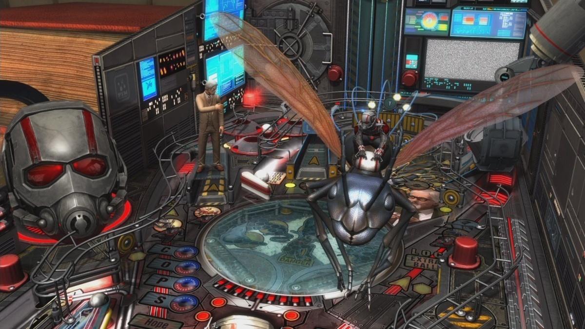 Color zen metacritic - Screenshot For Zen Pinball 2 Marvel S Ant Man On Playstation 4