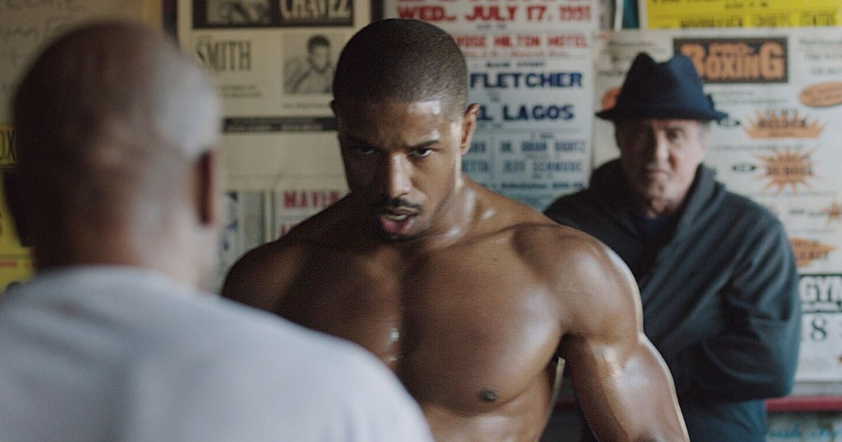 Image for Movie Review | Creed (Lights, Camera, Action!)