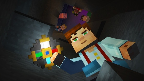 Screenshot for Minecraft: Story Mode - Episode 2: Assembly Required on Xbox One