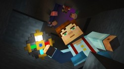 Screenshot for Minecraft: Story Mode - Episode 2: Assembly Required - click to enlarge