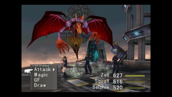 Final Fantasy VIII (PC) Review - Page 1 - Cubed3