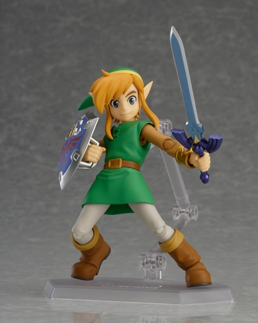 News: Classic Figma Link Means Business Page 1 - Cubed3