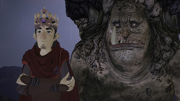 Screenshot for King's Quest: Chapter 2 - Rubble Without a Cause on PC