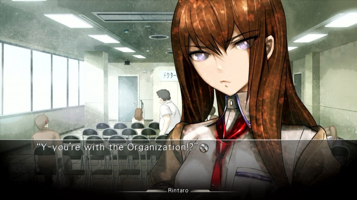 Screenshot for Steins;Gate on PS Vita
