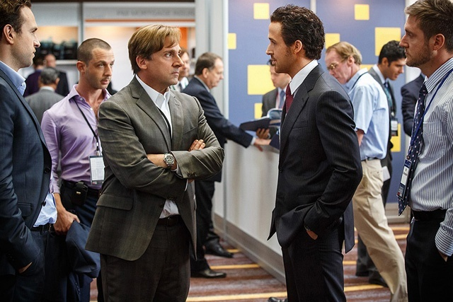 Image for Movie Review | The Big Short (Lights, Camera, Action!)