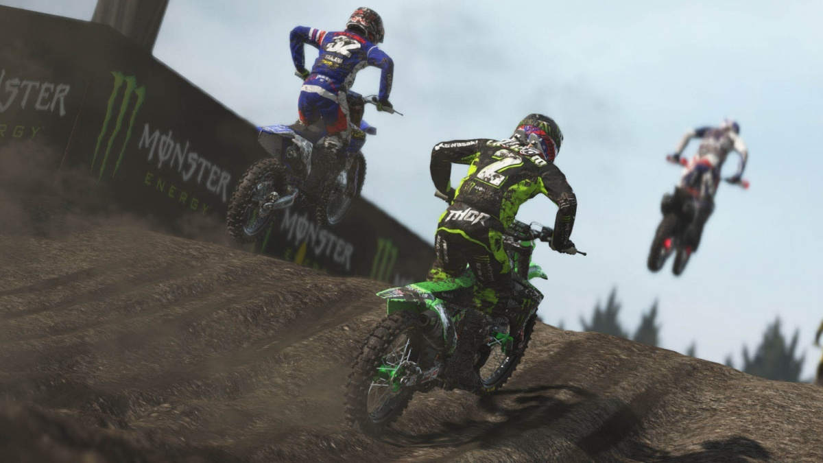 Screenshot for MXGP2: The Official Motocross Videogame on PlayStation 4