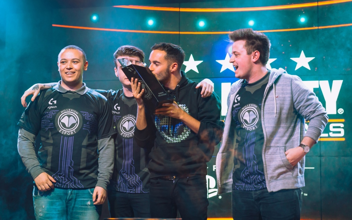 Image for European Success in Call of Duty World League