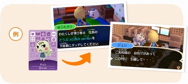 Image for Animal Crossing: New Leaf Getting amiibo Functionality