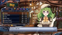 Screenshot for Fairy Fencer F: Advent Dark Force - click to enlarge