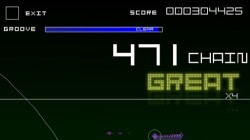 Screenshot for Groove Coaster 2 - click to enlarge