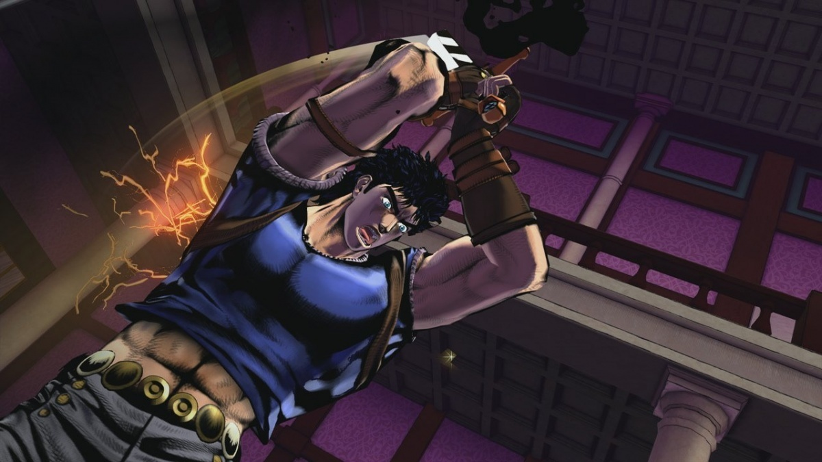 JoJo's Bizarre Adventure: Eyes of Heaven (PlayStation 4