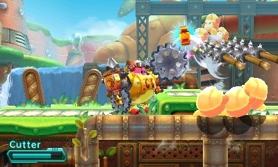 Kirby: Planet Robobot (Nintendo 3DS) Review - Page 1 - Cubed3