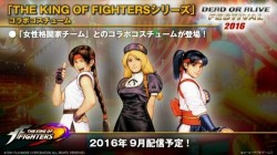 Screenshot for Dead or Alive 5 Last Round - click to enlarge