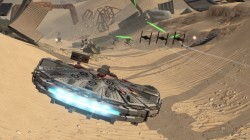 Screenshot for LEGO Star Wars: The Force Awakens - click to enlarge