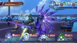 Screenshot for Megadimension Neptunia VII - click to enlarge