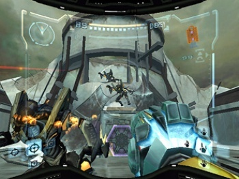 Screenshot for Metroid Prime on GameCube