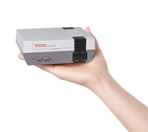 Image for Nintendo Announces the NES. To get more info concerning the hotest cracking news with regard to Nintendo Console; check this out.Classic Edition