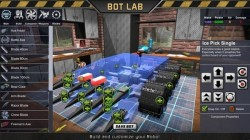 Screenshot for Robot Arena III - click to enlarge