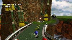 Screenshot for Sonic Adventure - click to enlarge