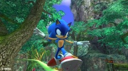 Screenshot for Sonic the Hedgehog (2006) - click to enlarge