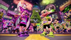 Screenshot for Splatoon (Hands-On) - click to enlarge
