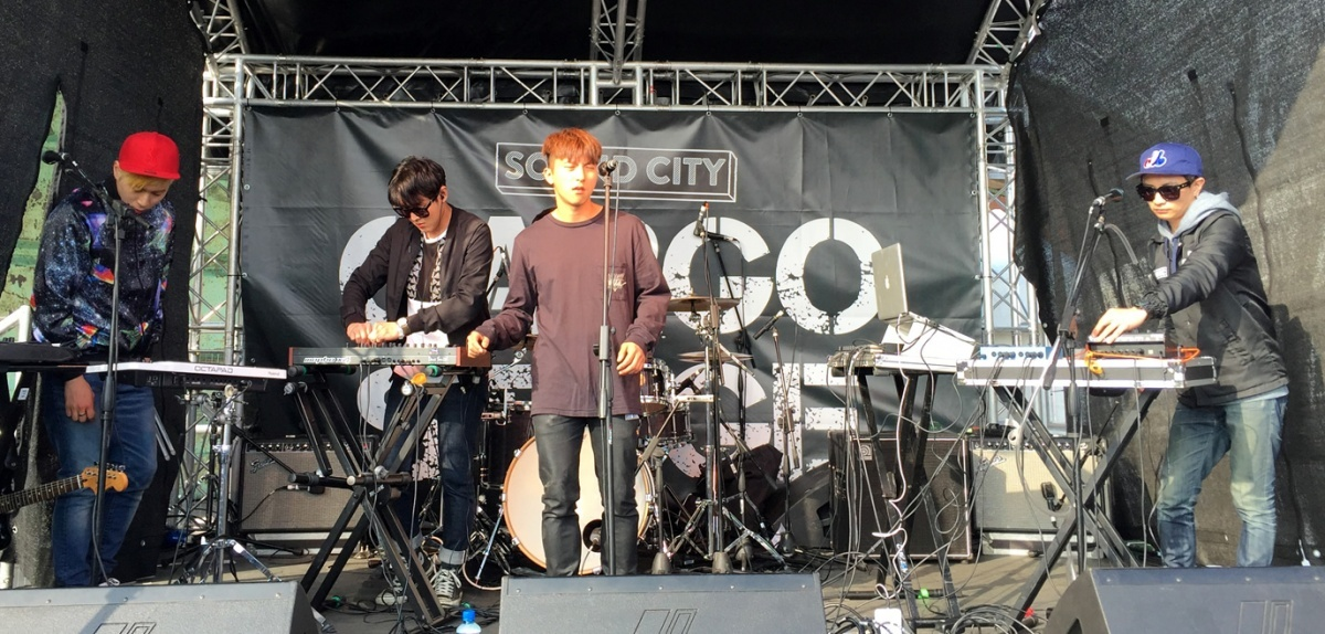 Image for Event Review | The Korean Stage at Liverpool Sound City (MusiCube)