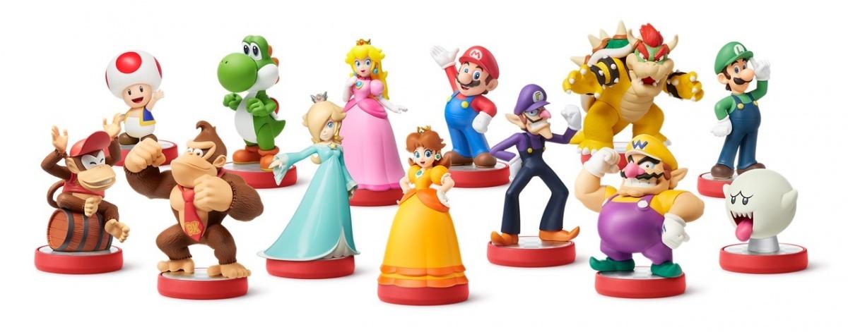 Image for More Super Mario Series amiibo Announced