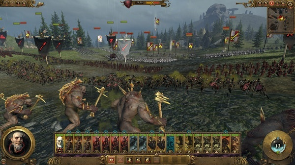 Screenshot for Total War: Warhammer on PC
