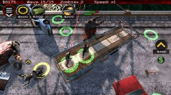 Screenshot for Zombie Defense - click to enlarge