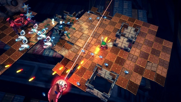 Screenshot for Assault Android Cactus on PlayStation 4