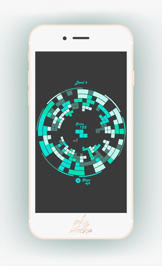 Screenshot for Inky Blocks on Android