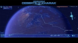 Screenshot for Homeworld: Deserts of Kharak - click to enlarge