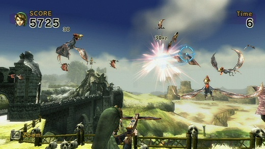Screenshot for Link's Crossbow Training on Wii