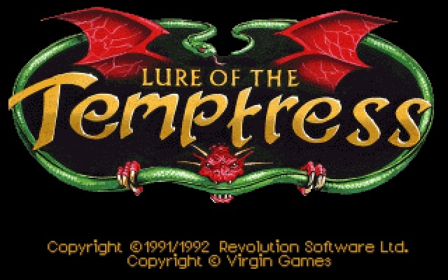 Screenshot for Lure of the Temptress on PC