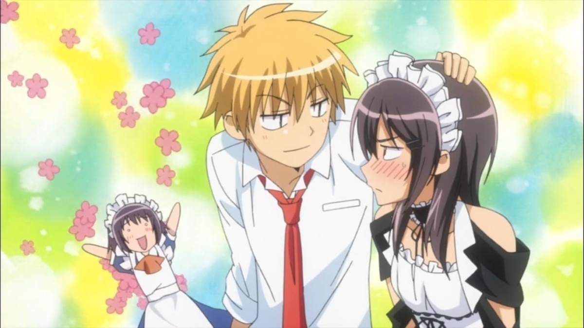 Image for Anime Review | Maid-Sama! Collection 1 & 2 (Lights, Camera, Action!)