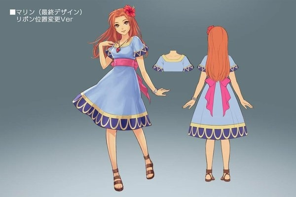 Image for Marin to Join Hyrule Warriors as DLC