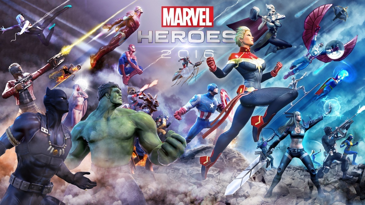 Screenshot for Marvel Heroes 2016 on PC