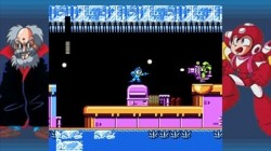Screenshot for Mega Man Legacy Collection - click to enlarge