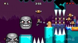 Screenshot for Mutant Mudds Super Challenge - click to enlarge
