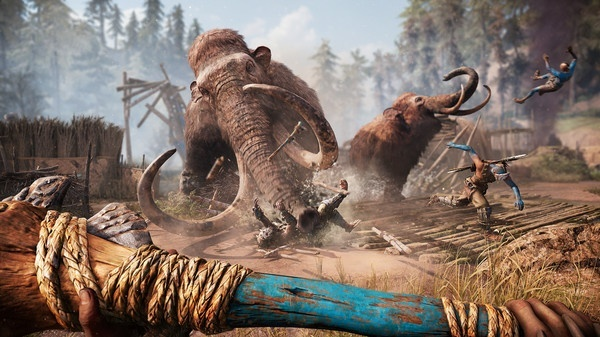 Screenshot for Far Cry Primal on PC