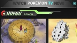 Screenshot for Pokémon TV - click to enlarge