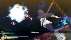 Screenshot for Senran Kagura: Estival Versus - click to enlarge