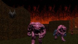 Screenshot for Doom 64 - click to enlarge