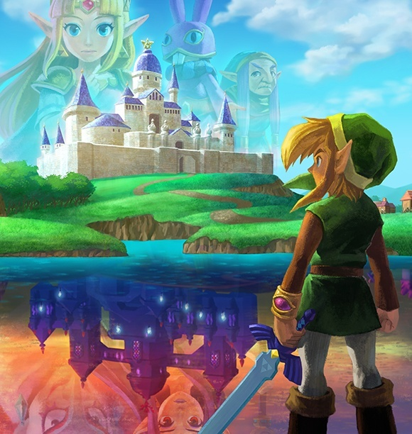 Image for Zelda 30th Anniversary | Top 10 The Legend of Zelda Games