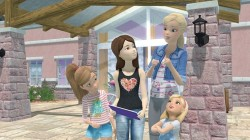 Screenshot for Barbie and Her Sisters: Puppy Rescue - click to enlarge
