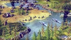Screenshot for Battle Worlds: Kronos  - click to enlarge