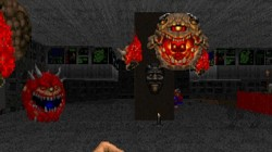 Screenshot for Doom II: Hell on Earth - click to enlarge