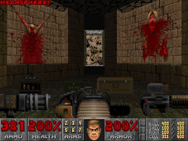 Doom Ii Hell On Earth Pc Review Page 1 Cubed3
