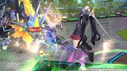 Screenshot for MegaTagmension Blanc + Neptune VS Zombies - click to enlarge